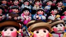Βολιβία: Πολύχρωμο φεστιβάλ με μινιατούρες για τη θεότητα της ευημερίας και της αφθονίας