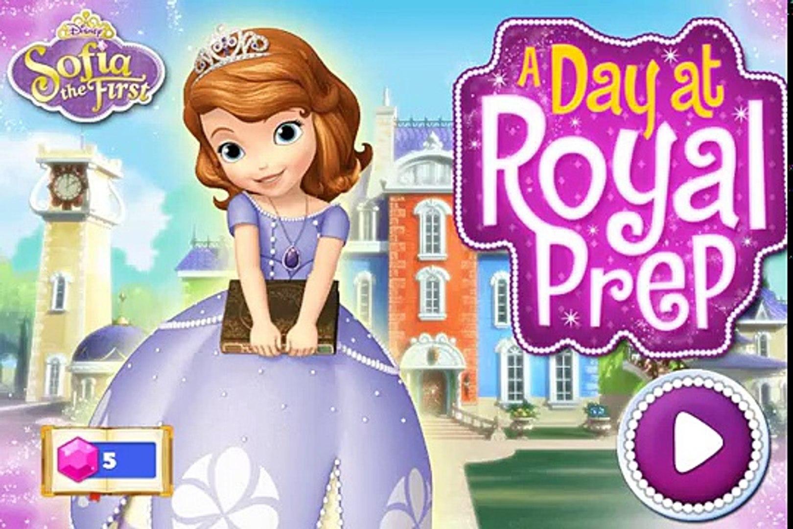 Sofia the First - A Day at Royal Prep/София Прекрасная - День в Королевской школе