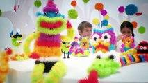 Spin Master - Bunchems - Mega Pack, Pets & Bug Creation Pack - TV Toys