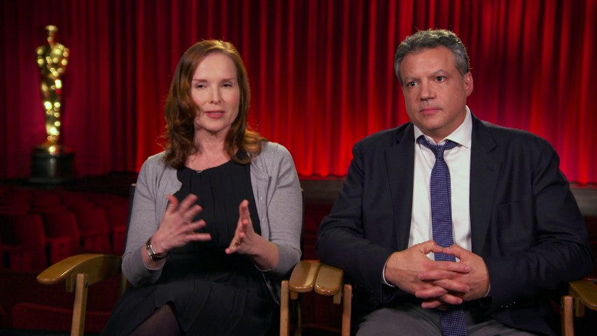 The Amazing Producers Of The 89th Academy Awards: The Oscars