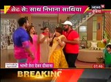 Saath Nibhana Saathiya IBN 7 Bhabhi Tera Devar Dewaana 25th January 2017