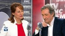 Ségolène Royal ne votera pas au second tour de la primaire à gauche