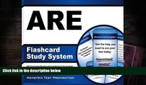 Read Book ARE Flashcard Study System: ARE Test Practice Questions   Exam Review for the Architect