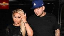 Blac Chyna and Rob Kardashian Kept Away From Keeping Up With Kardashians? | Hollywood Asia