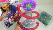 소용돌이 개구리알 장난감 만들기! 놀이 영상 팜팜 Orbeez Swirl N Whirl Light Up Playset How To Make Magic Growing Water