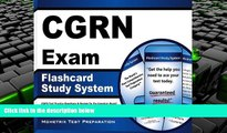 Audiobook  CGRN Exam Flashcard Study System: CGRN Test Practice Questions   Review for the