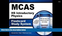 PDF [Download]  MCAS HS Introductory Physics Flashcard Study System: MCAS Test Practice
