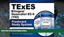 Read Book TExES Bilingual Generalist EC-6 (192) Flashcard Study System: TExES Test Practice