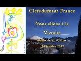 Nous allons à la Victoire - audio de SL-Christ - 24.01.2017