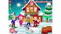 Baby Hazel Christmas surprise - Play online Baby Hazel Games walkthrough
