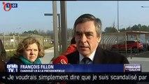 Polémique Penelope Fillon :  la réponse cinglante de François Fillon