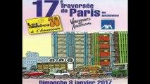 Traversée de Paris en anciennes - Nevers / Paris
