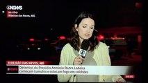 Repórter da Globo News AGREDIDA AO VIVO CONFIRA
