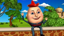 Humpty Dumpty - 3D Animation - English Nursery rhymes - 3d Rhymes - Kids Rhymes - Rhymes for childrens
