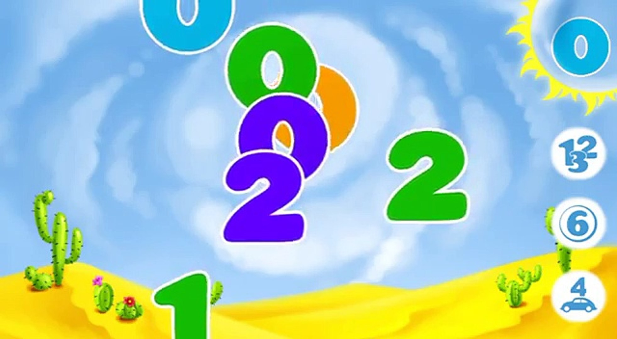 Kids games learning numbers GoKids! Gameplay app android apk apps educations