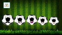 Football Finger Family ( Football ) Family Nursery Rhyme | Finger Family Crazy Football Soccer