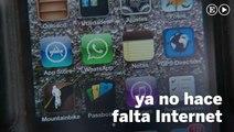 Ya no hace falta internet para usar Whatsapp