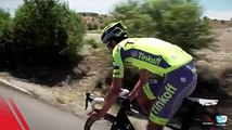 Cyclisme - Quand Alberto Contador fait sa com et sa pub pour ses réseaux sociaux !