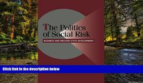 Must Have  The Politics of Social Risk: Business and Welfare State Development (Cambridge Studies