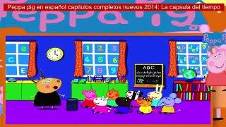 Peppa pig en espanol capitulos completos nuevos new La capsu