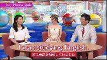 おとなの基礎英語 Episode70「何をしていたのですか?