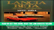 [READ] EBOOK Lancia Gold Portfolios: Lancia Beta 1972-84 ONLINE COLLECTION