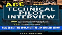 [READ] EBOOK Ace the Technical Pilot Interview BEST COLLECTION