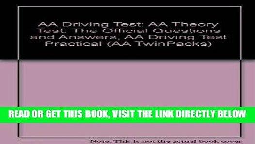 READ] EBOOK AA Driving Test: