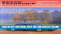 [FREE] EBOOK Mercedes-benz 190, 190 e, 190 d, 190 d 2.5 : moteur 4 cylindres essence, moteurs 4 et