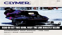 [FREE] EBOOK Polaris Snowmobile 90-95 (Clymer Snowmobile Repair Series) BEST COLLECTION