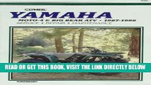 [FREE] EBOOK Yamaha: Moto-4   Big Bear Atv 1987-1996 ONLINE COLLECTION