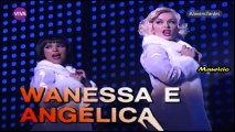 Wanessa e Angélica Interpretam Roxie e Velma do Filme Chicago em Jovens Tardes