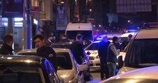 Şişli'de Silahlı Çatışma: 2'si Polis 7 Yaralı