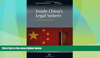 Big Deals  Inside China s Legal System (Chandos Asian Studies Series)  Full Read Most Wanted