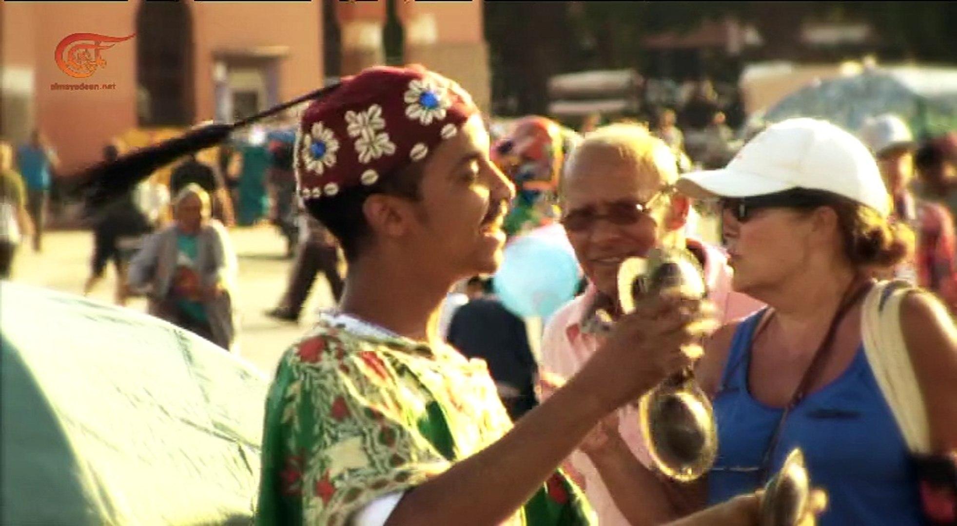 موسيقى الشعوب | عبير نعمة في موسيقى الشعوب | المغرب على وقع موسيقى الأمازيغ | 2016-10-30