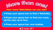 Count Teletubbies - teletubbies games for kids - teletubbies online games - teletubbies new games
