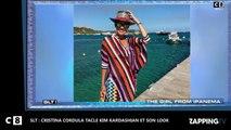 SLT - Kim Kardashian braquée à Paris : Cristina Cordula la tacle violemment (Vidéo)