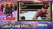 WWE Brock Lesnar vs Wyatt Family - OMG Brock Fighting With 3 Man - Full Match 2016