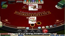 BlackJack + Perfect pairs Table Game