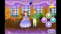 Sofia the First - Sofias Ballroom Waltz - Disney Movie Cartoon Game for Kids in English