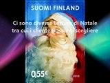 Lettera di Babbo Natale 2016 dalla Lapponia Finlandia!