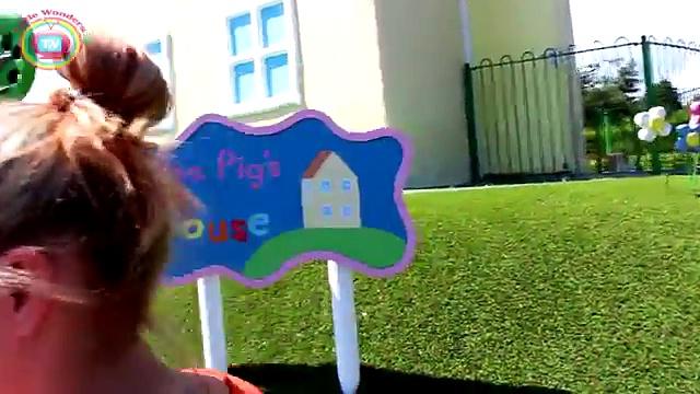 PEPPA PIG WORLD! Peppa Pigs House at Peppa Pig World – Paultons Park