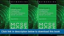 ~-~-~-oo~~ eBook MCSA Guide To Installing And Configuring Microsoft Windows Server 2012 /R2, Exam 70-410
