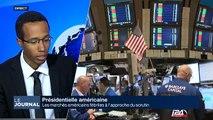 Les marchés américains fébriles à l'approche du scrutin