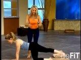 Legs, Thighs & Butt Fitness Workout  Low Intensity- Denise Austin