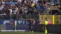 Jasmin Kurtic Goal HD - Atalanta 1-0 Genoa - 30-10-2016