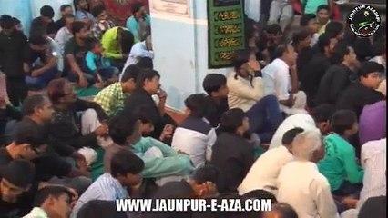 Shabbedari Imambargah Kallu, Jaunpur, INDIA 29th Oct 2016 Aza e Hussain PART-19
