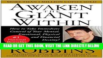 [READ] EBOOK Awaken the Giant Within : How to Take Immediate Control of Your Mental, Emotional,