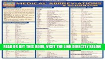 [READ] EBOOK Medical Abbreviations   Acronyms (Quickstudy: Academic) ONLINE COLLECTION
