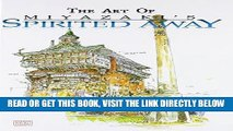 [FREE] EBOOK The Art of Spirited Away ONLINE COLLECTION